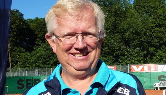 Kom og hør Øivind Sørvald på OTA i dag klokken 16 og se topp tennis!