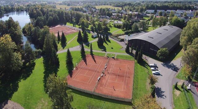 Sandefjord gjør seg klar til sin første Internasjonale ITF 15,000 USD turnering !