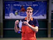 Holland beats Norway in an amazing final at the Oslo tennis Arena