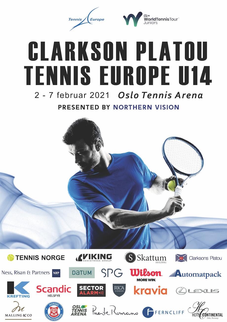 Clarkson Platou Norwegian Open utsatt til utesesongen i Mai.